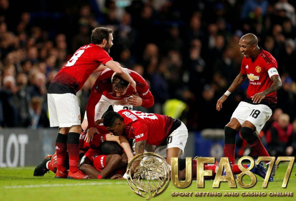 Man Utd ตำนานเซอร์อเล็กซ์เฟอร์กูสัน