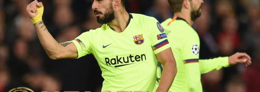 Luis Suarez: บาร์เซโลนาคนสุดท้ายทำแต้มห่า